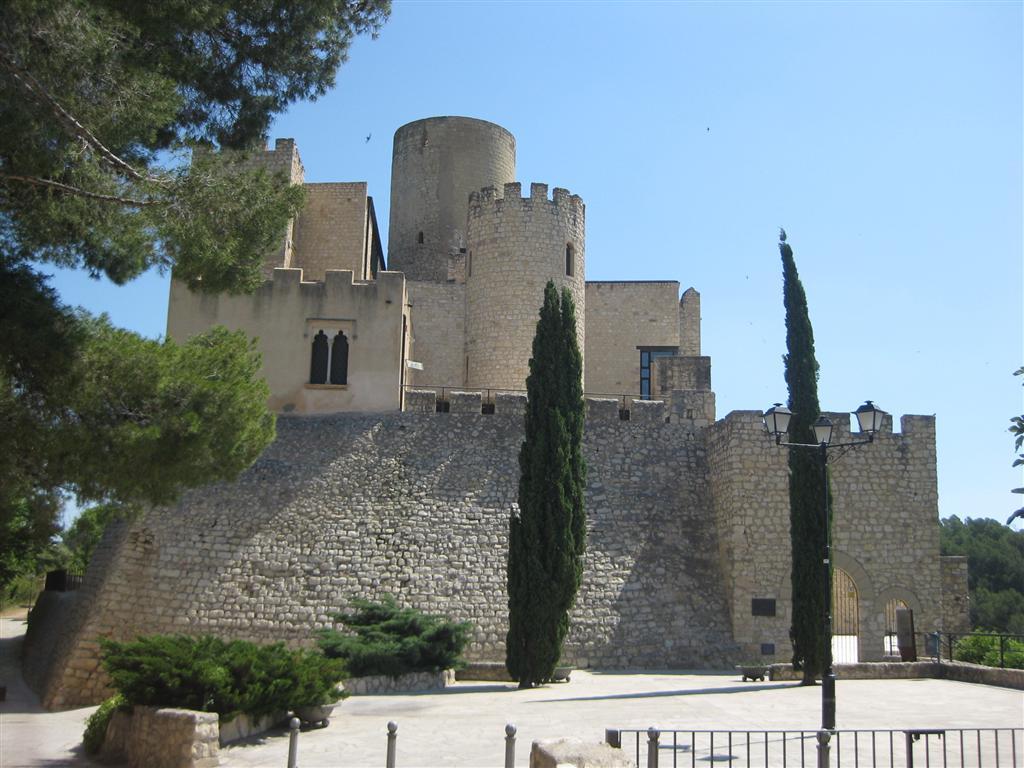 The Castle at Castellet!