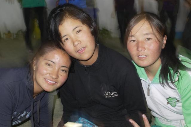 Pretty Secmol girls.